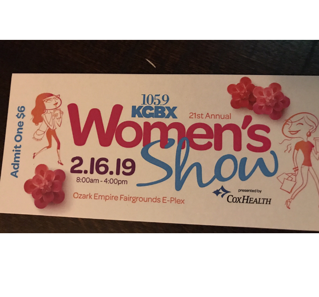 women's show, springfield, missouri, boudoir, photography, women, kgbx, beautiful